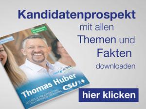 Banner Landtagswahl Broschuere